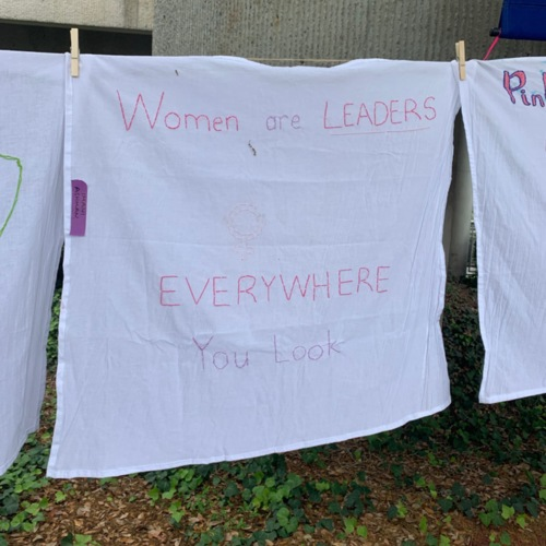 Women Are Leaders
