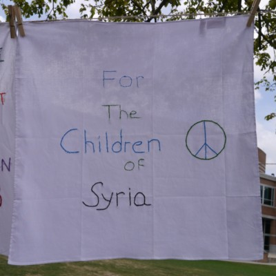 For the Children of Syria