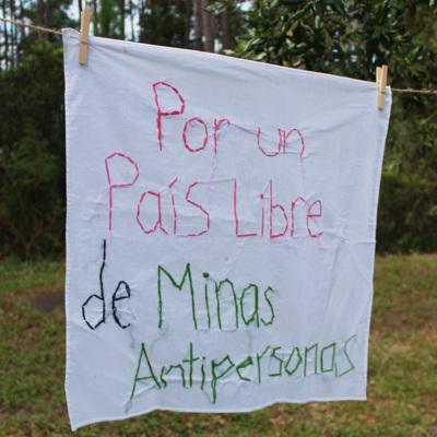 Por un país libre de minas antipersonos