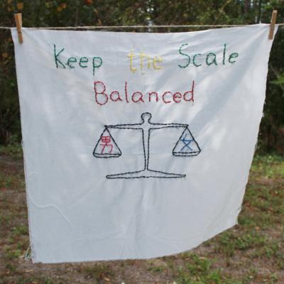 Keep the Scale Balanced
