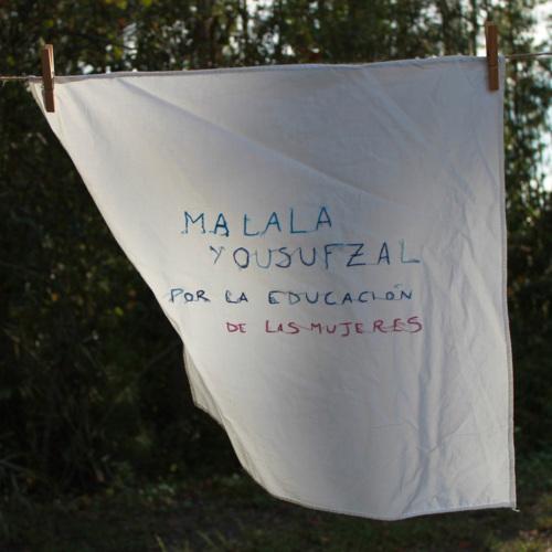 Malala Yousufzal por la educacion de las mujeres